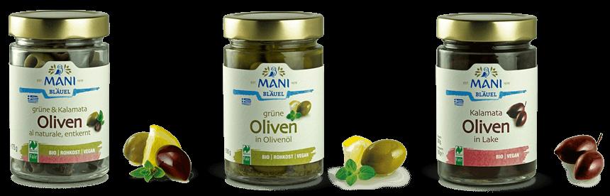 mani bio oliven